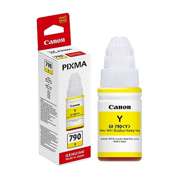 Canon GI-790 Yellow Ink