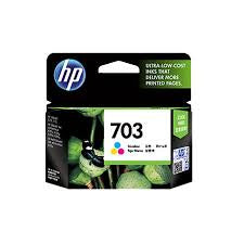 HP #703 Tri-Color Ink