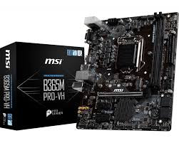 MSI B365 PRO VH Plus Motherboard