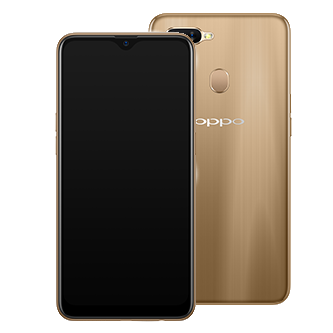 Oppo A7 4GB Glaring Gold