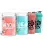 Vandal Pre-workout & Shaker Cup 2x2 Bundle. VNDL Project