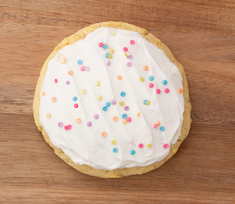 Frosted Sugar Cookie