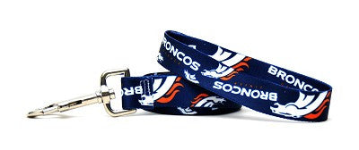 Denver Broncos Leash