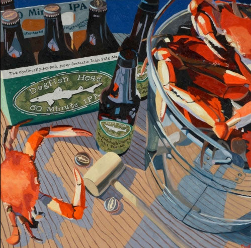 Beer and Crabs #1