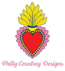 philly cowdrey designs logo shop handmade statement earrings