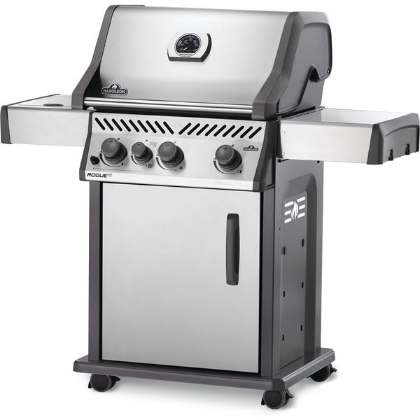 NAPOLEON Rogue XT 425 SIB - package includes cover & rotisserie