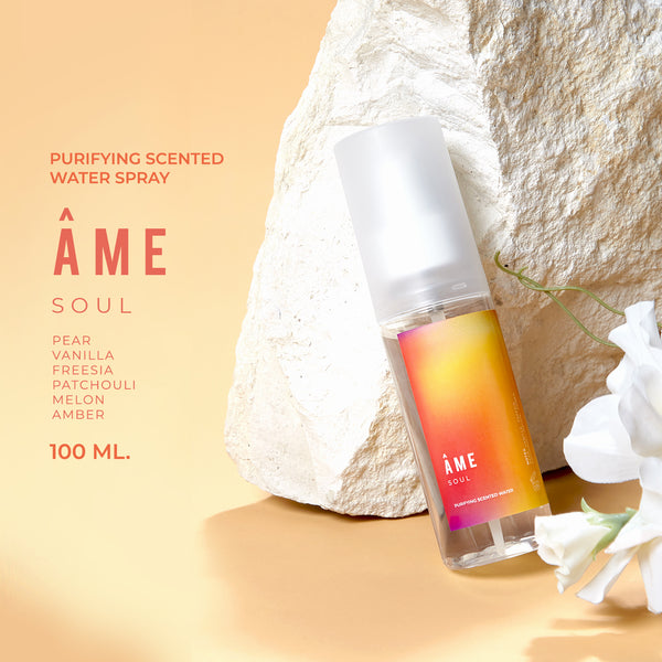 [PRE ORDER] MOOD By SAAMU Purifying Scented Water Spray Âme