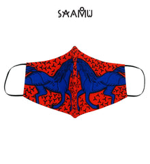 SAAMU PM2.5 COTTON MASK - Horse