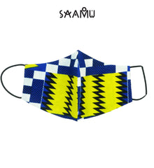 SAAMU PM2.5 COTTON MASK - Othello Print