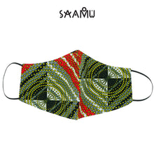 SAAMU PM2.5 COTTON MASK - Star