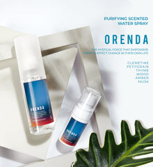 [PRE ORDER] MOOD By SAAMU Purifying Scented Water Spray Orenda