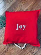 Load image into Gallery viewer, JOY pillow
