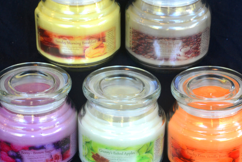 16oz Candle Jars