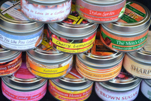 5oz Candle Tins