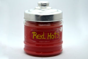 Red Hots Candy Jar - 10oz Candle