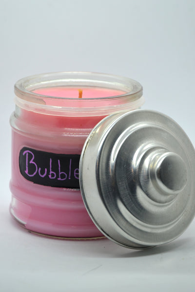 Bubblegum Candy Jar - 10oz Candle