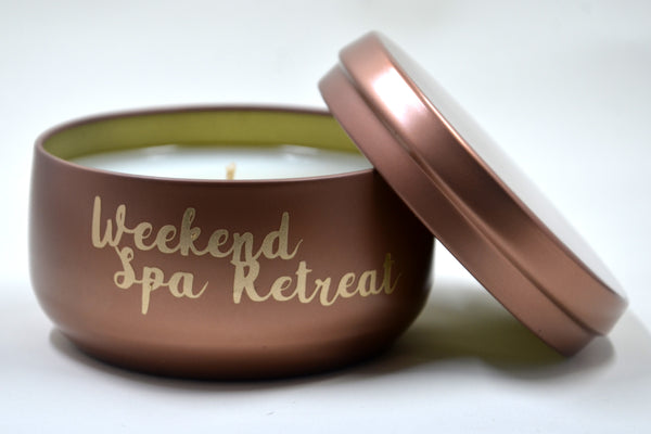 Copper Nevaeh Coconut Wax Candle