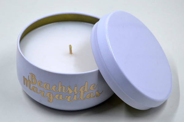 White Nevaeh Coconut Wax Candle