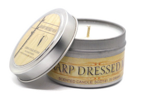 5oz Sharp Dressed Man Candle