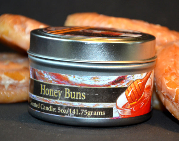 5oz Honey Buns Candle
