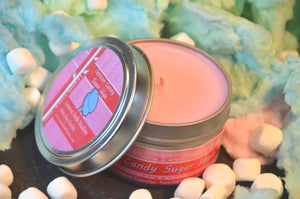 5oz Cotton Candy Sugar High Candle