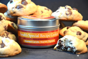 5oz Special Recipe Cookies Candle