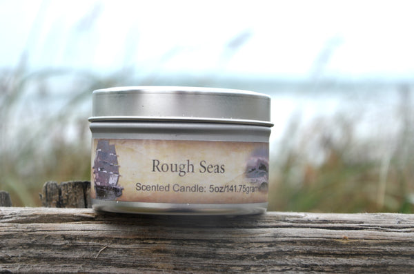 Pirate Collection - 5oz - Rough Seas