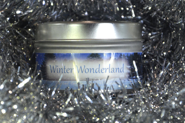 5oz Winter Wonderland Candle