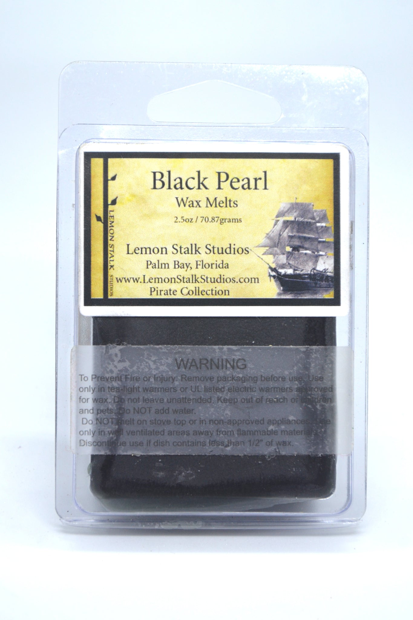 Wax Cubes - Black Pearl
