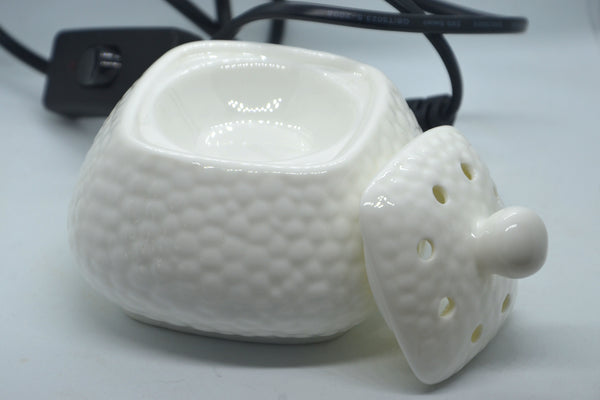 Electric Wax Melter - White
