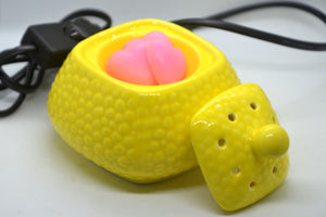 Electric Wax Melter - Yellow