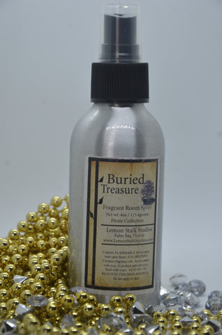 Buried Treasure Room Spray