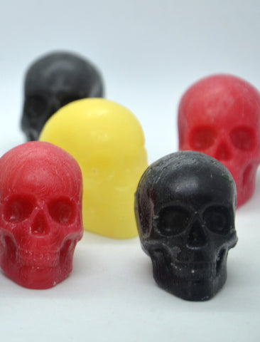 Skull Wax Melts
