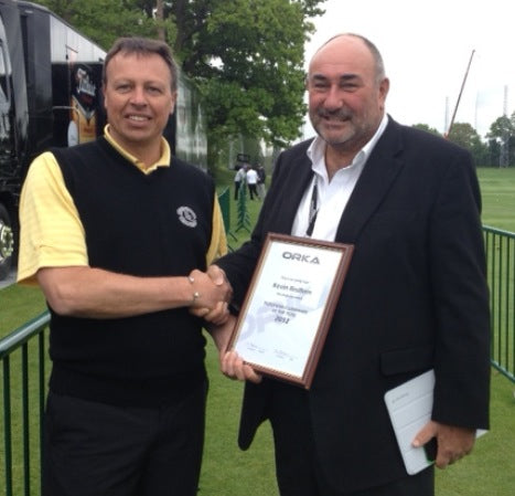 European Clubmaker of the Year - Our Persimmon clubmaker wins the award yet again