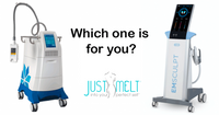 What is the difference between CoolSculpting and Emsculpt?