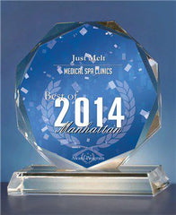 JustMelt's 2014 award for Best Spa in Manhattan