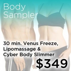 body sampler coupon for only $349