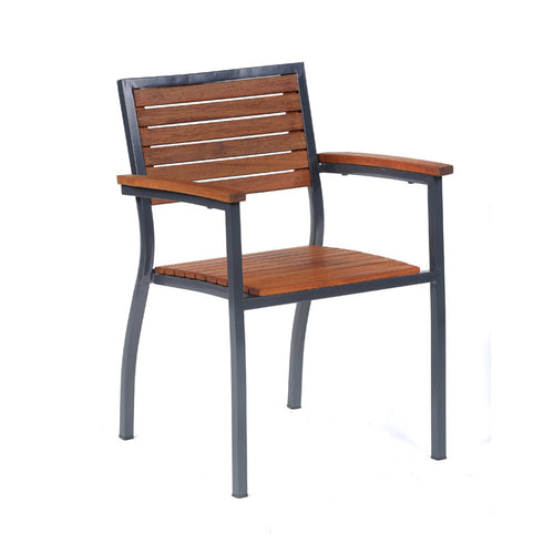 Dorset Stacking Arm Chair