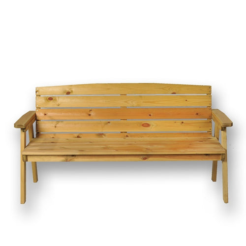 Farmhouse Wooden Bench 150cm