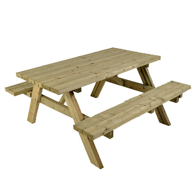 A Frame Picnic Tables