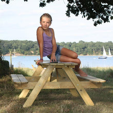 Load image into Gallery viewer, Kids Picnic Table