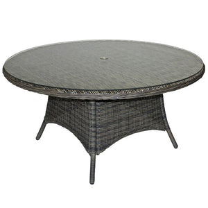 Regent Table 150cm Round Glass