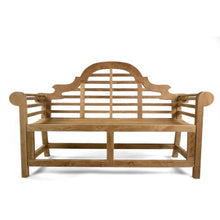 Load image into Gallery viewer, Premier Grade A Teak Lutyens Garden Bench 3 Seater 165cm