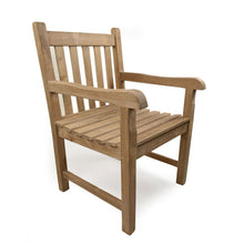 Load image into Gallery viewer, Teak Garden Bench Coffee 4 Seater set