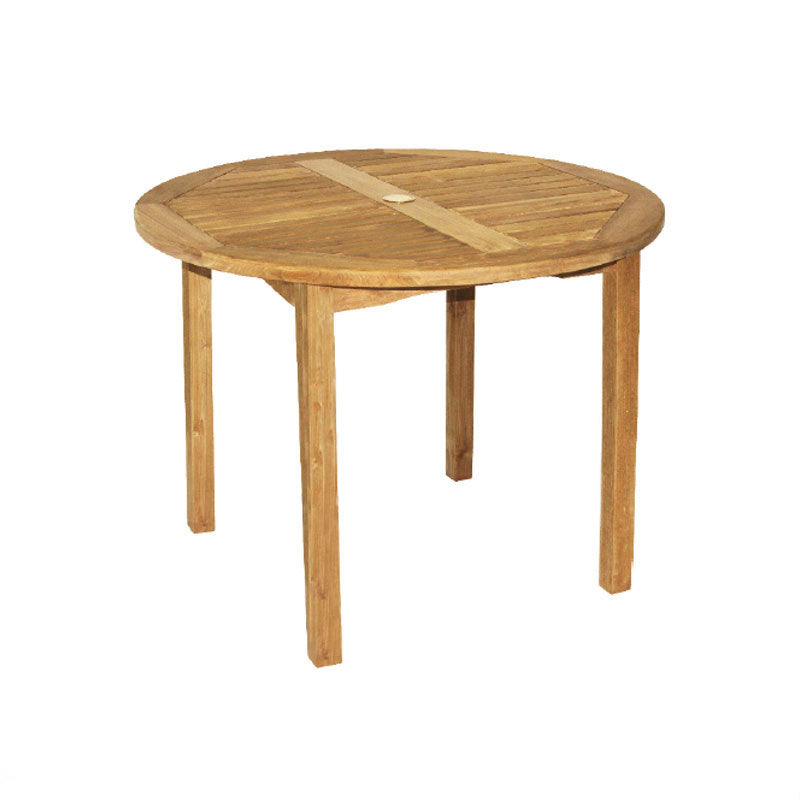 Benson Teak Round Bistro Table