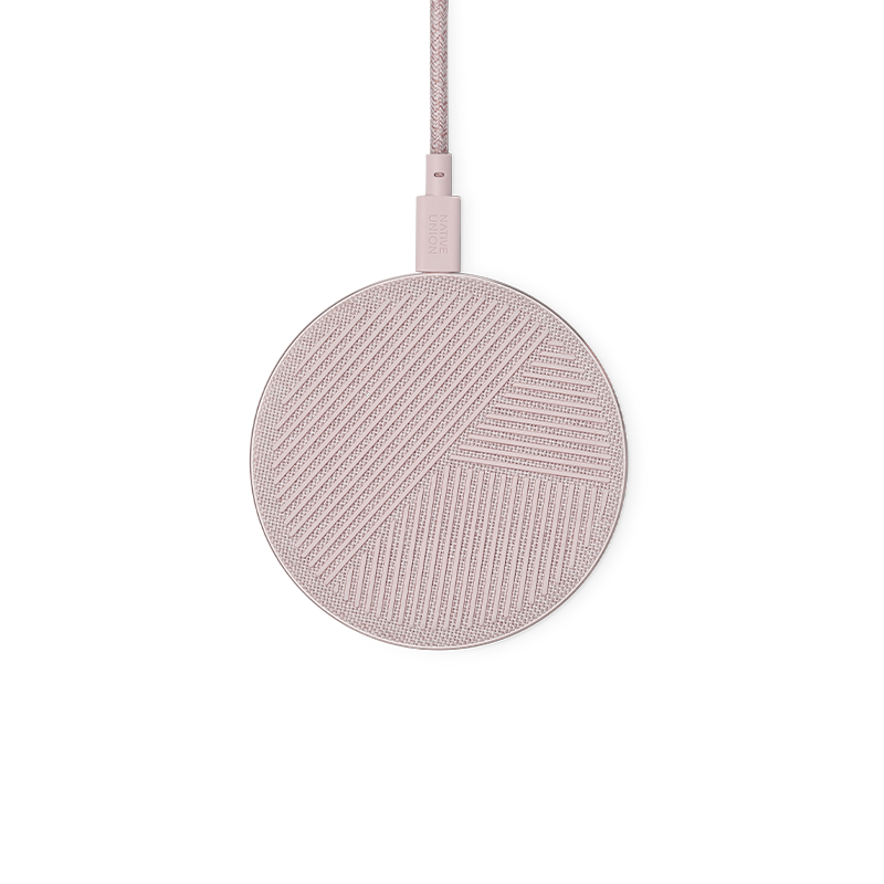 Native Union Drop Wireless Charger - Rose