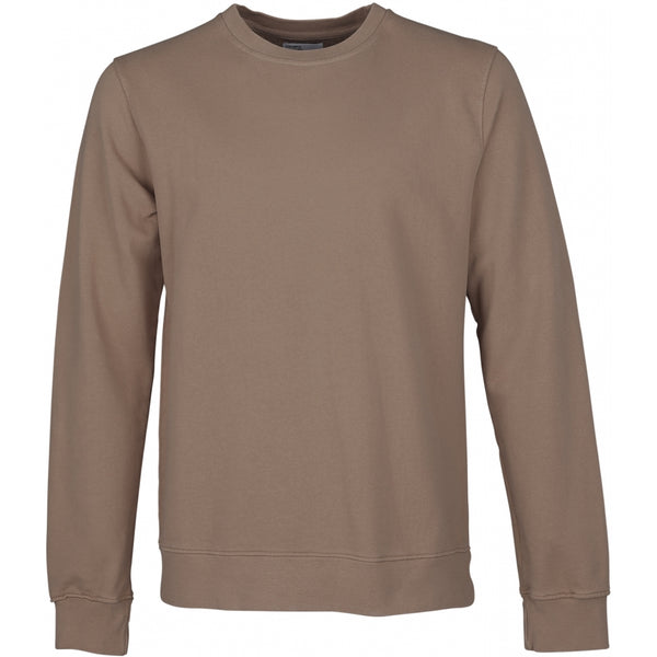 Colorful Standard Organic Sweatshirt - Warm Taupe