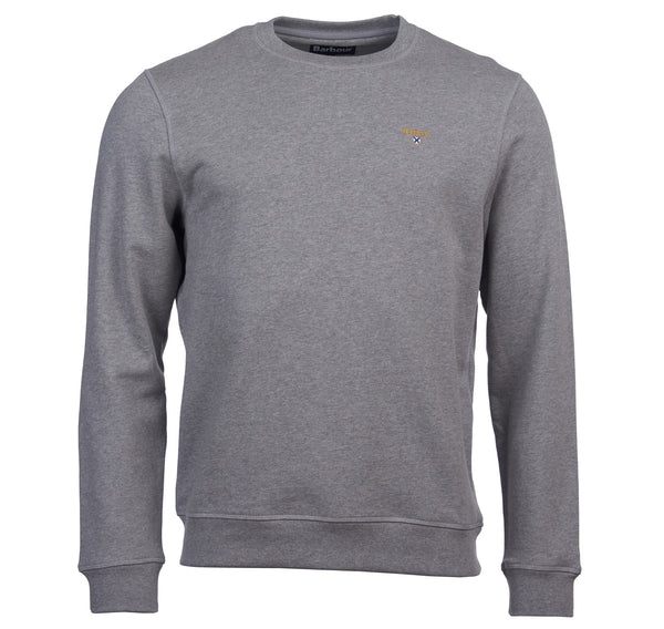 Barbour Saltire Crew Sweatshirt - Grey