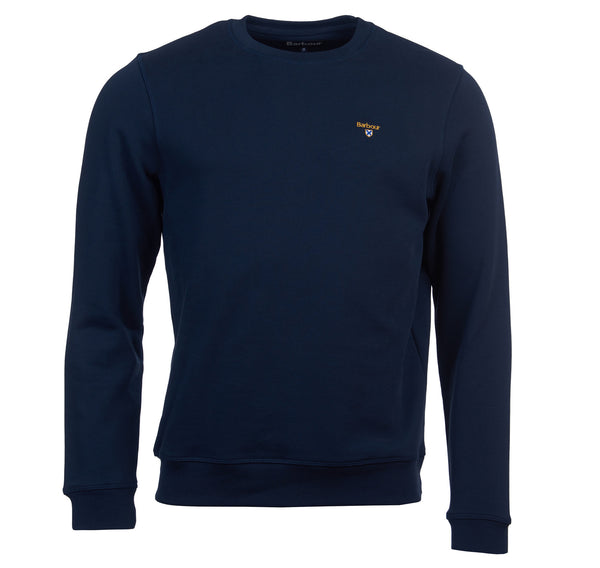 Barbour Saltire Crew Sweatshirt - Navy