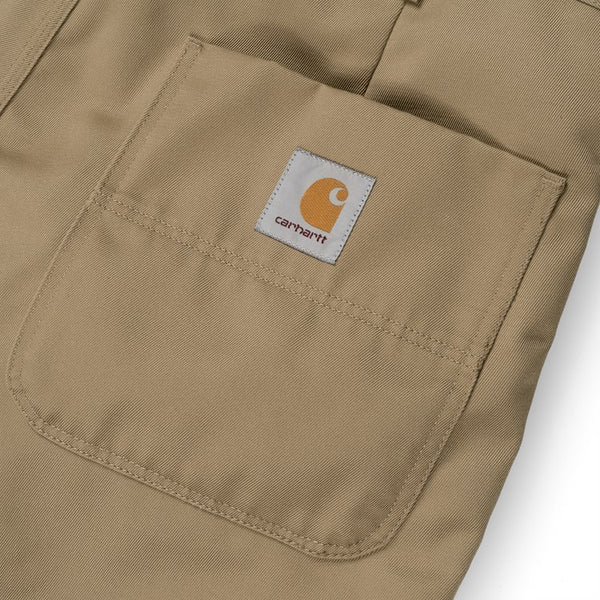 Carhartt Abbott Pant - Leather (Denison Twill)